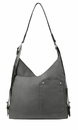 Baggallini Pewter The Bucket Crossbody Bag