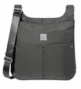 Baggallini Pewter The Lift Crossbody Bag