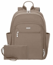 Baggallini Portobello Essential Laptop Backpack With RFID