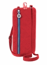 Baggallini Red/Navy RFID Travel Organizer