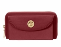 Baggallini Scarlet Kyoto Wallet with RFID Shield