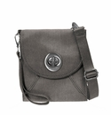 Baggallini Sterling Shimmer RFID Athens Crossbody Wallet