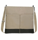 Baggallini Straw The Porter Crossbody Bag
