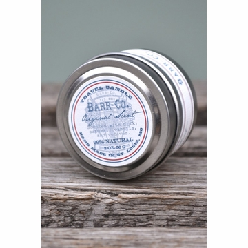Barr-Co. Apothecary Original Scent Travel Candle