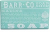 Barr-Co. Soap Shop 6 oz Marine Bar Soap