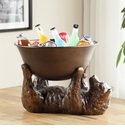 Bear Beverage Tub by SPI Home