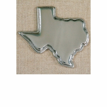 Beatriz Ball Collection Napkin Weight Map of Texas