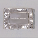Beatriz Ball Friends Engraved Gift Tray