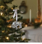 Beatriz Ball Holiday Buffalo Ornament