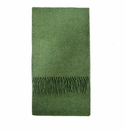 Birchwood Cormullen Green Lambswool Scarf