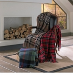 Birchwood Trading Co. Wool and Cashmere Throws and Scarves