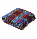 Birchwood Wales Anderson New Wool Throw