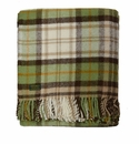 Birchwood Wales Country New Wool Throw