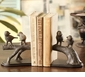 Bird Pair on Branch Bookends by SPI Home