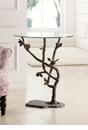 Bird & Pinecone Table by SPI Home