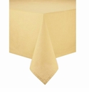 Bodrum Brussels Gold 90' round Tablecloth