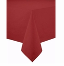 Bodrum Brussels Red 120 Round Tablecloth