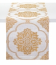 "Bodrum Corte Gold 90"" Table Runner"