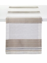 "Bodrum Gala Alloy 90"" Table Runner"