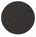 "Bodrum Gem Ebony 15"" Round Place Mats 6 Pack"
