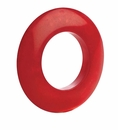 Bodrum Gia Red Napkin Rings 4 Pack