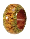 Bodrum Glossy Twig Grass Napkin Rings 4 Pack