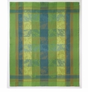 Bodrum Modena Grapes Green Dish Towels 6 Pack