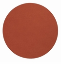 "Bodrum Presto Paprika 15"" Round Place Mats 6 Pack"