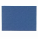 "Bodrum Presto Periwinkle 13""x18"" Rectangle Place Mats 6 Pack"