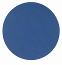 "Bodrum Presto Periwinkle 15"" Round Place Mats 6 Pack"