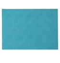 "Bodrum Presto Turquoise 13""x18"" Place Mats 6 Pack"