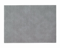 "Bodrum Pronto Gray 13""x18"" Place Mats 6 Pack"