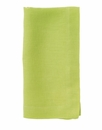 "Bodrum Riviera Chartreuse 22"" Napkins 6 Pack"