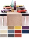 "Bodrum Riviera Off White 90"" Table Runner"