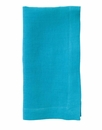 "Bodrum Riviera Turquoise 22"" Napkins 6 Pack"