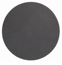 "Bodrum Skate Charcoal 16"" Round Place Mats 6 Pack"