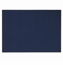 "Bodrum Skate Navy 13""x18"" Rectangle Place Mats 6 Pack"
