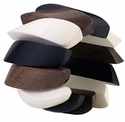 Bodrum Tricolor Gray Napkin Rings 4 Pack