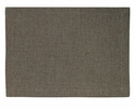 Bodrum Twill Slate Coated Place Mats 6 Pack