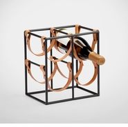 Brighton 4 Bottle Wine Rack by Cyan Design