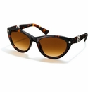 Brighton Alcazar Tortoise Cat Eye Sunglasses