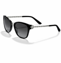 Brighton Black Eternity Knot Sunglasses