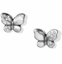 Brighton Butterfly Kiss Post Earrings
