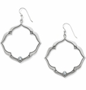 Brighton Casablanca Hoop French Wire Earrings