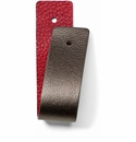 Brighton Christo Narrow Strap Pewter-Lipstick