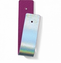 Brighton Iridescent Silver-Fuchsia Christo Narrow Strap