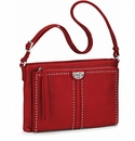Brighton Jagger Red Cross Body Organizer