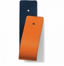 Brighton Orange Christo Narrow Strap