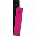Brighton Passion Pink- Black Christo Slim Strap