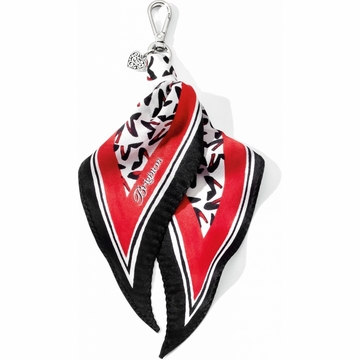 Brighton Pump It Up Scarf Fob / Handbag Adornment